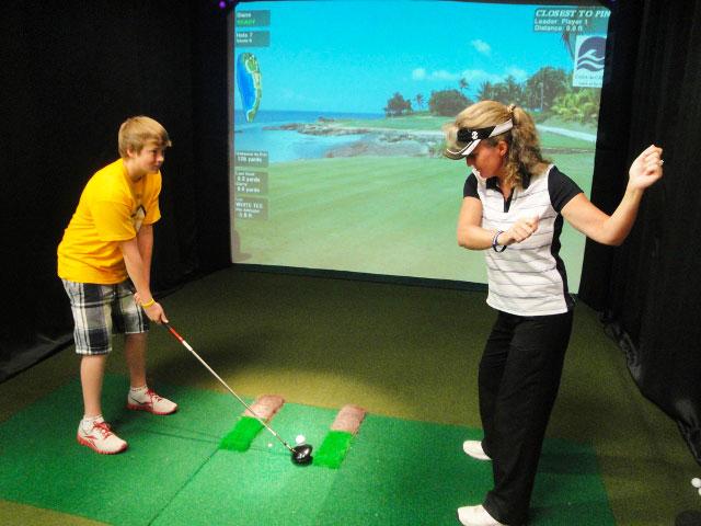 HDゴルフは2020年東京オリンピックを目指すジュニアを応援いたします。